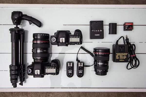 Essential Photography Equipment's For Travelers
