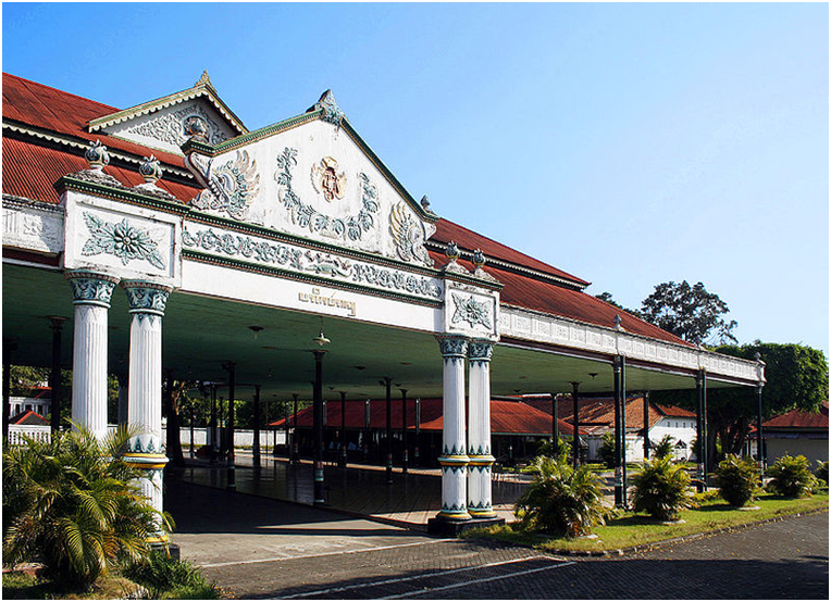 Sultan Palace : Forerunner To The City of Yogyakarta