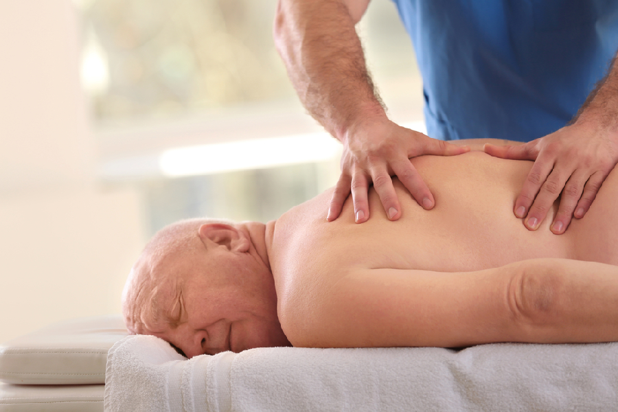 Why Massage Is So Healthy for Old People?